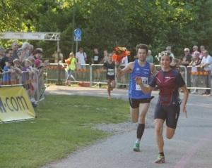 Målgång Blodomloppet Linköping 2014